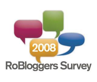 robloggerssurvey, blogging