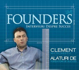 Founders pe Ltv.ro